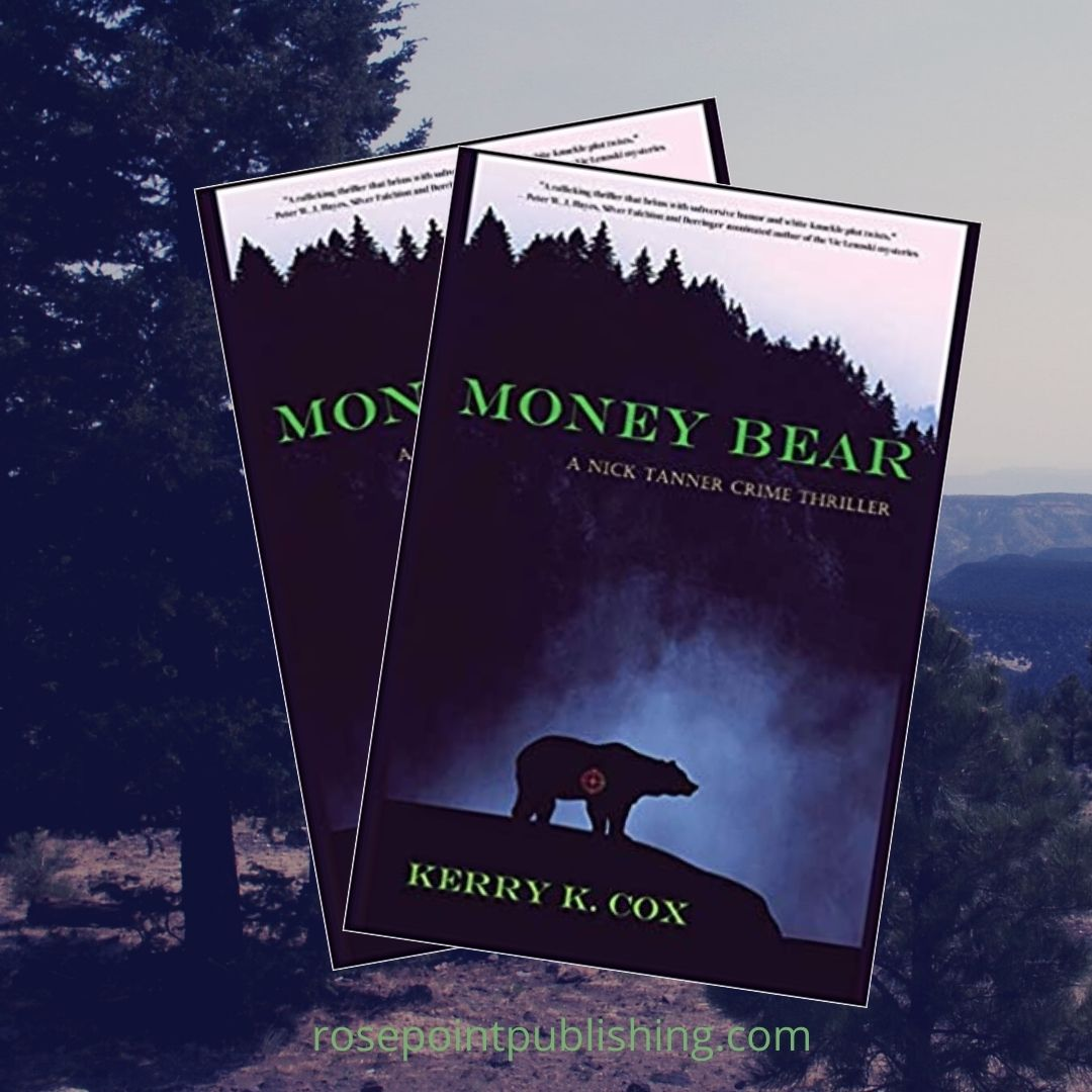 money bear by Kerry K Cox