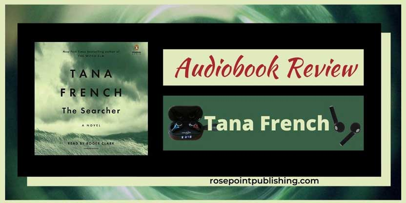 #audiobook-The Searcher by Tana French