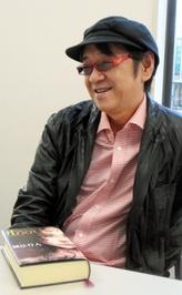Yukito Ayatsuji - author