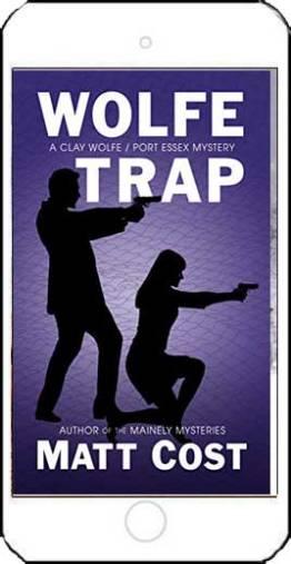 Wolfe Trap by Matt Cost