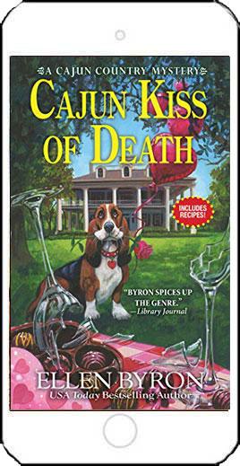 Cajun Kiss of Death by Ellen Byron