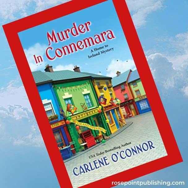 Murder in Connemara by Carlene O'Connor