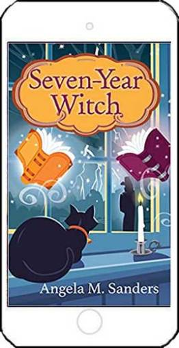 Seven-Year Witch by Angela M Sanders