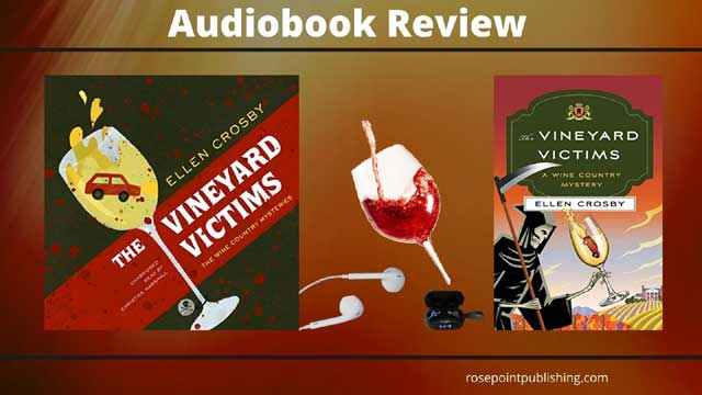 The Vineyard Victims by Ellen Crosby