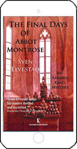 The Final Days of Abbott Montrose by Sven Elvestad