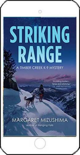 Striking Range by Margaret Mizushima