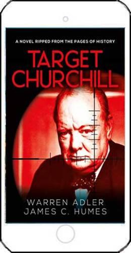 Target Churchill by Warren Adler