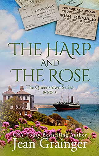 The Harp and the Rose by Jean Grainger