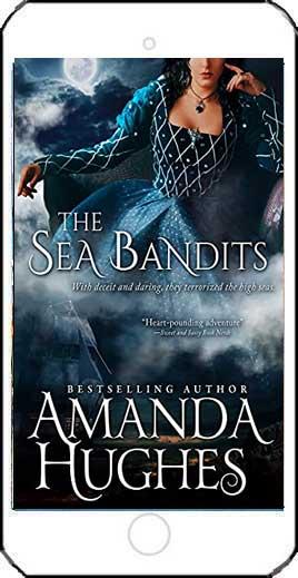 The Sea Bandits by Amanda Hughes