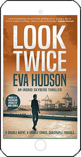 Look Twice by Eva Hudson