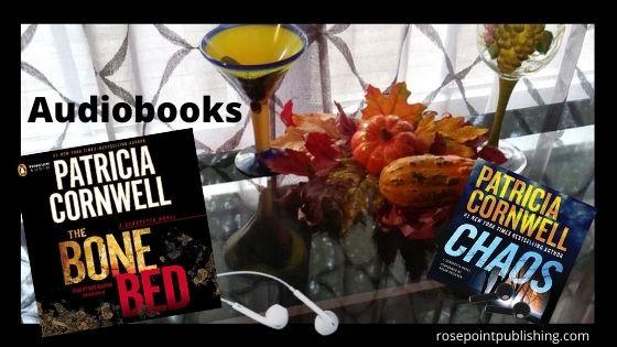 Audiobooks by Patricia Cornwell