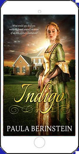 Indigo by Paula Berinstein