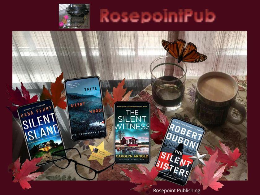 Rosepoint Pub-Silent title books