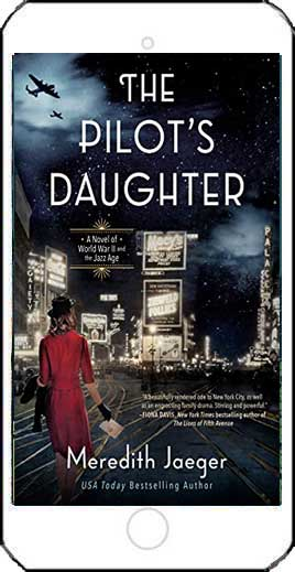 The Pilot's Daughter by Meredith Jaeger
